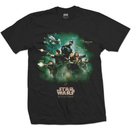 Mens Star Wars Rogue One T Shirt